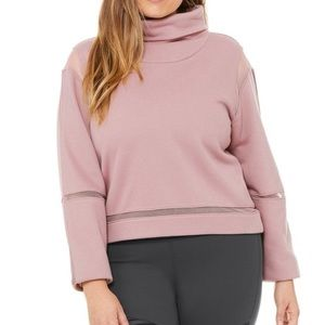 All Yoga Advance Long Sleeve Top - Dusty Plum